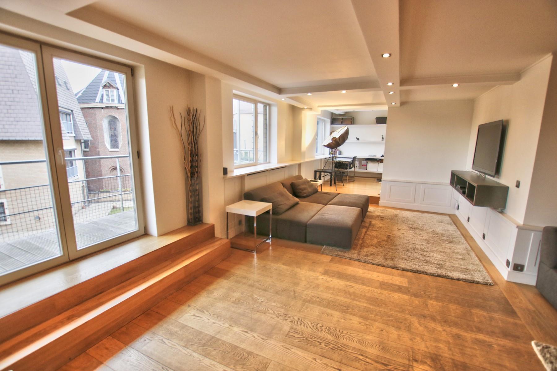 Uitzonderlijk appartement - Ixelles - #4030098-5