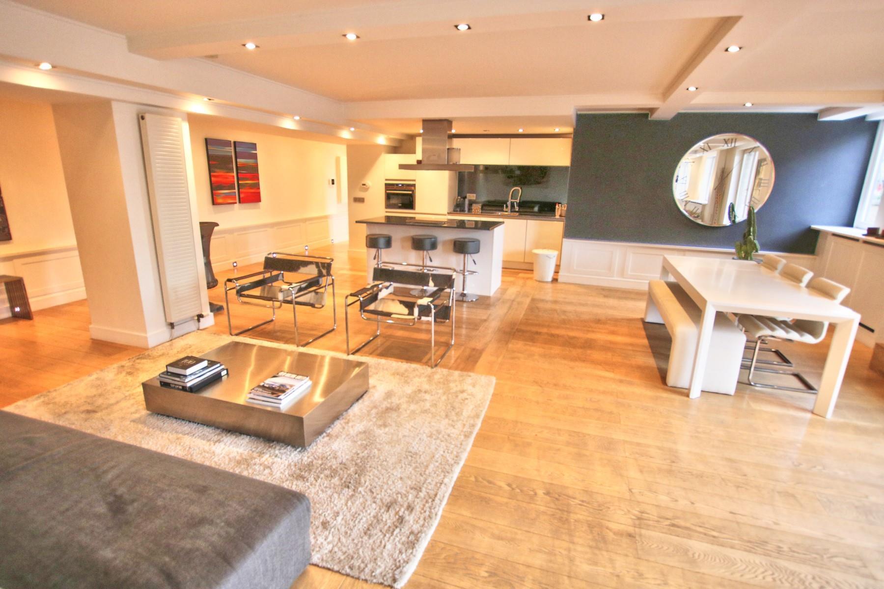 Uitzonderlijk appartement - Ixelles - #4030098-1