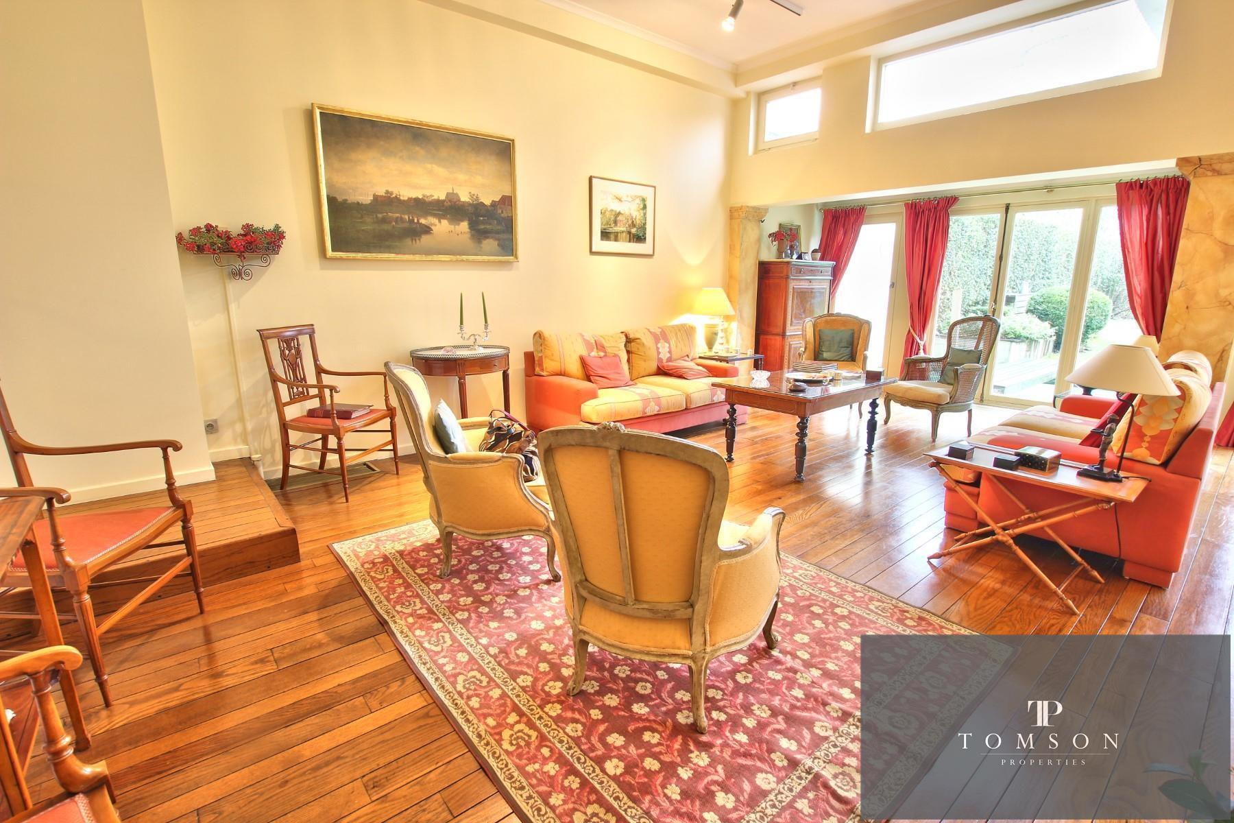Appartement exceptionnel - Ixelles - #4098210-1