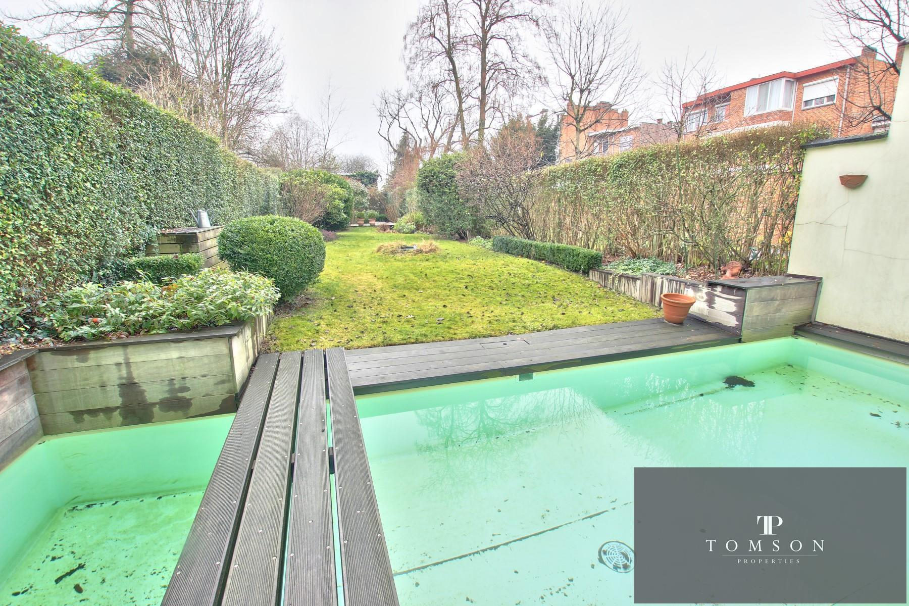 Uitzonderlijk appartement - Ixelles - #4098210-3