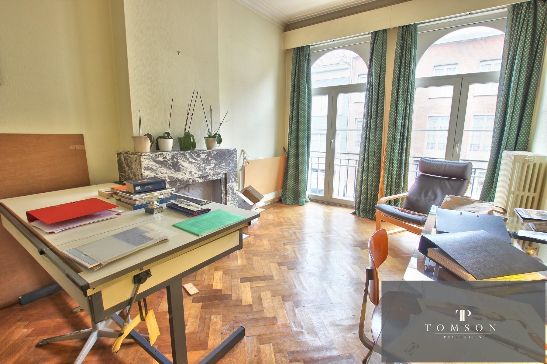 Uitzonderlijk appartement - Ixelles - #4098210-12