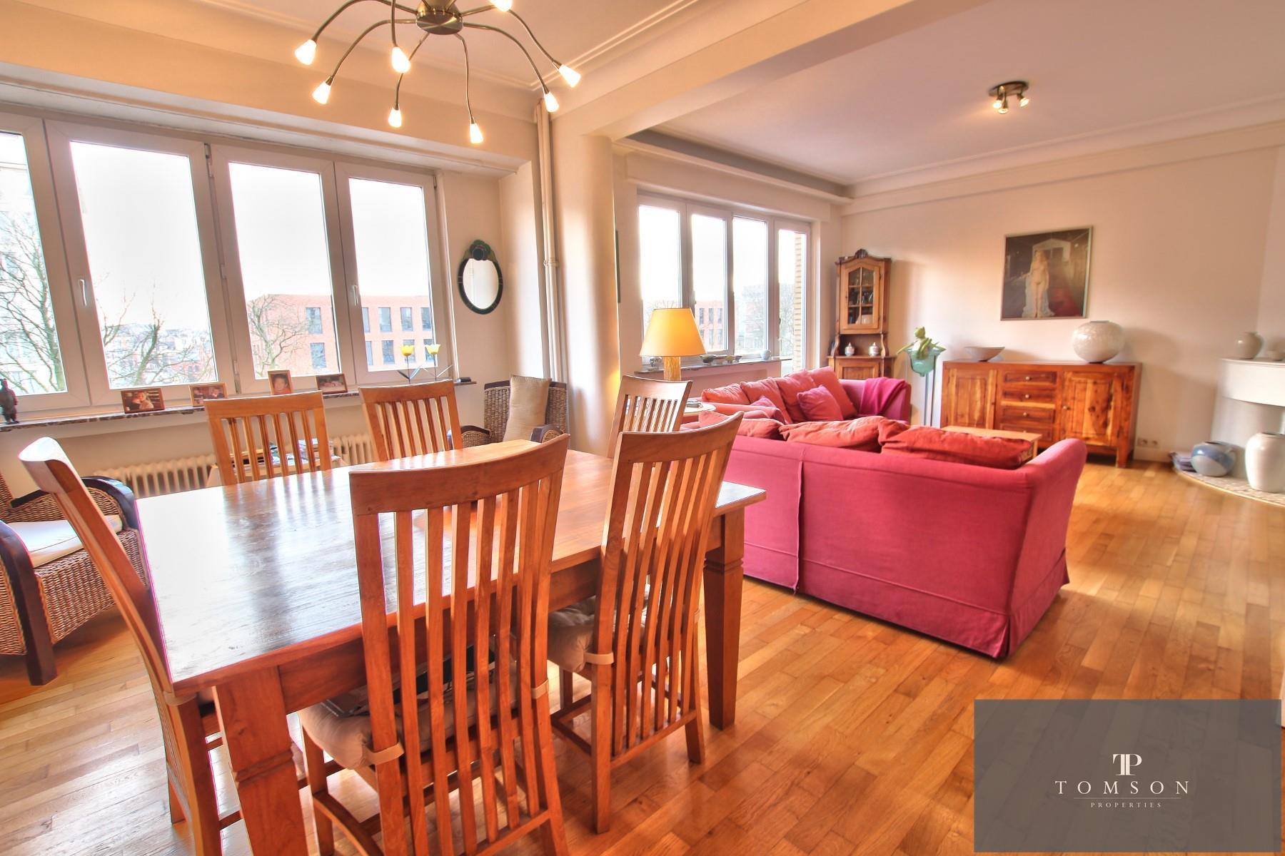 Appartement - Etterbeek - #4211058-0