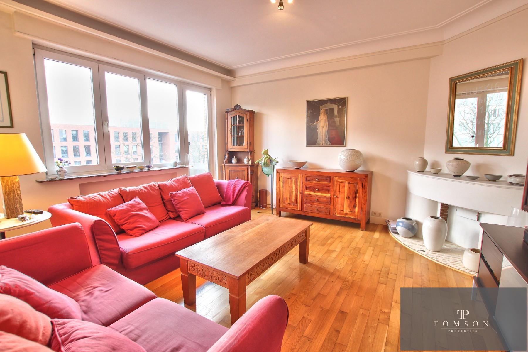 Appartement - Etterbeek - #4211058-1