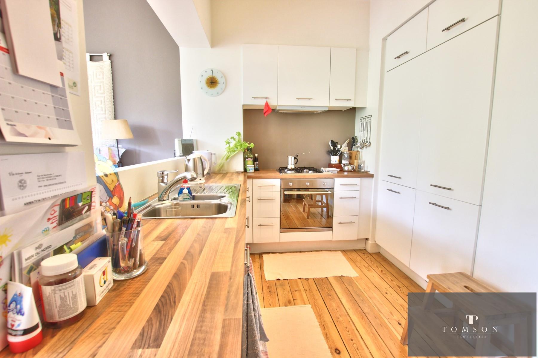 Appartement - Schaerbeek - #4248026-1