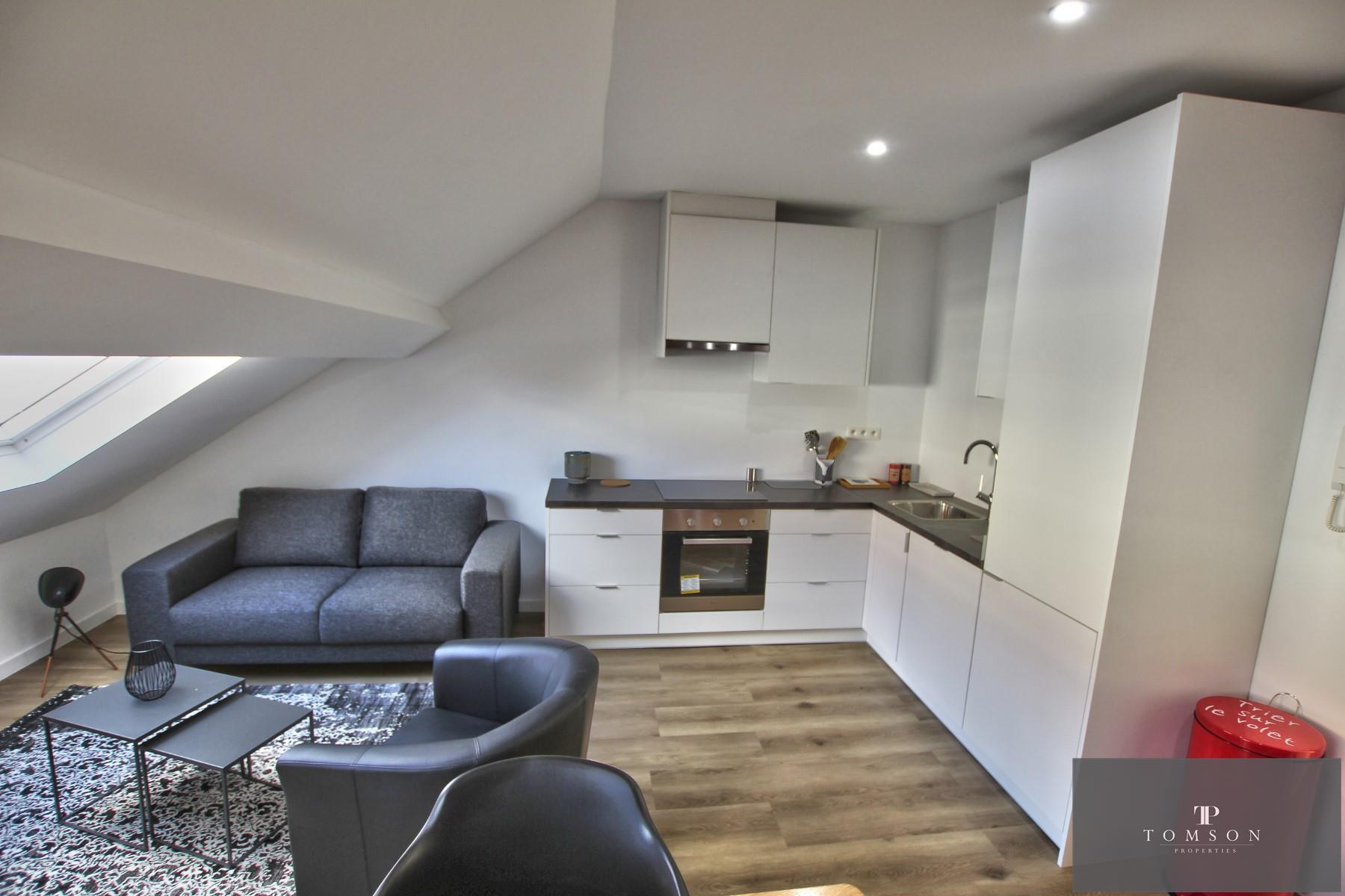 Flat - Etterbeek - #4328604-0