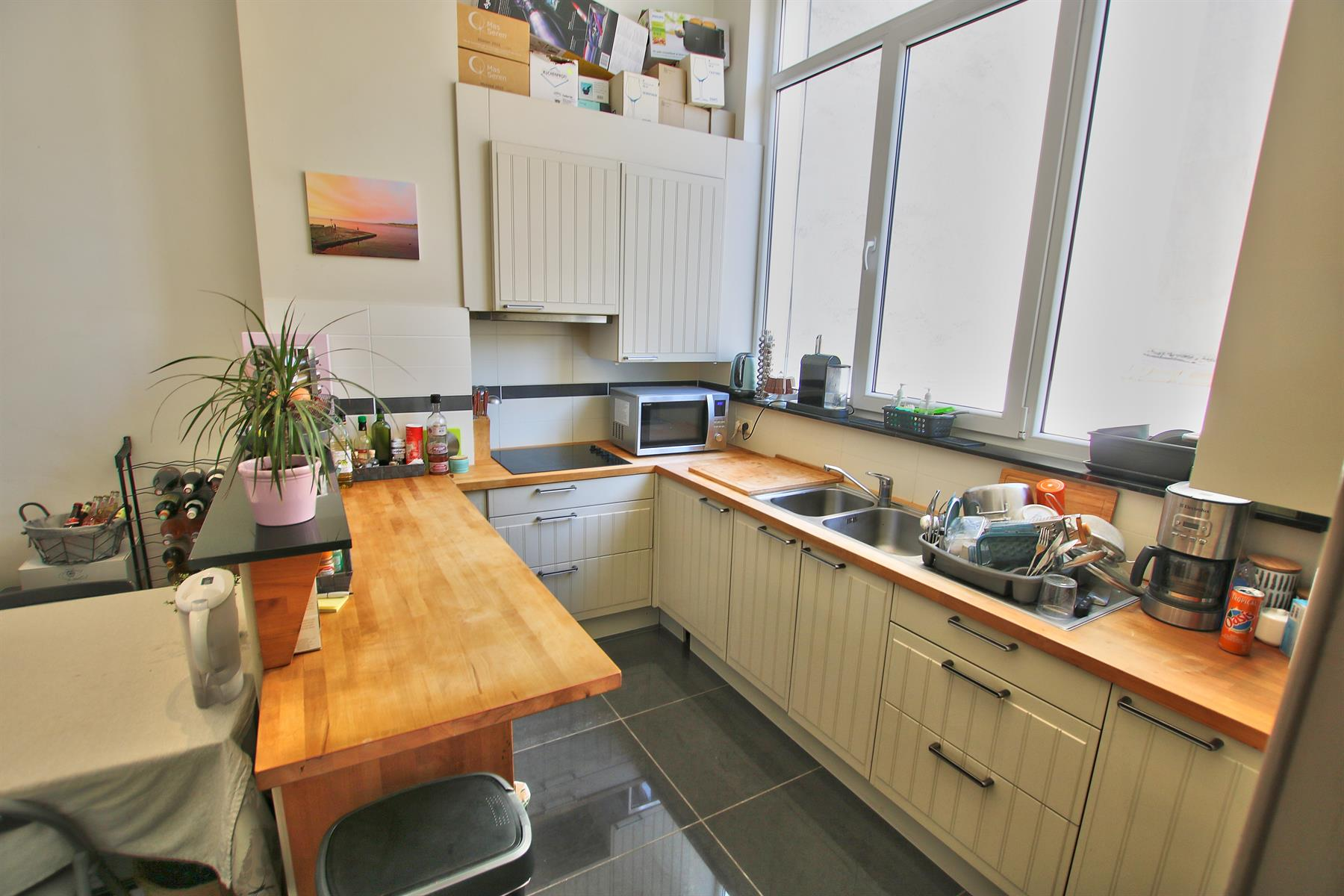Appartement - Etterbeek - #4344785-4
