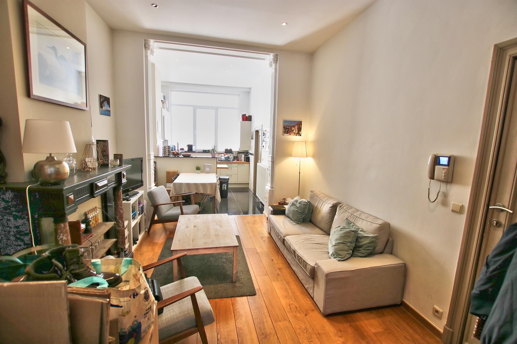 Appartement - Etterbeek - #4344785-1