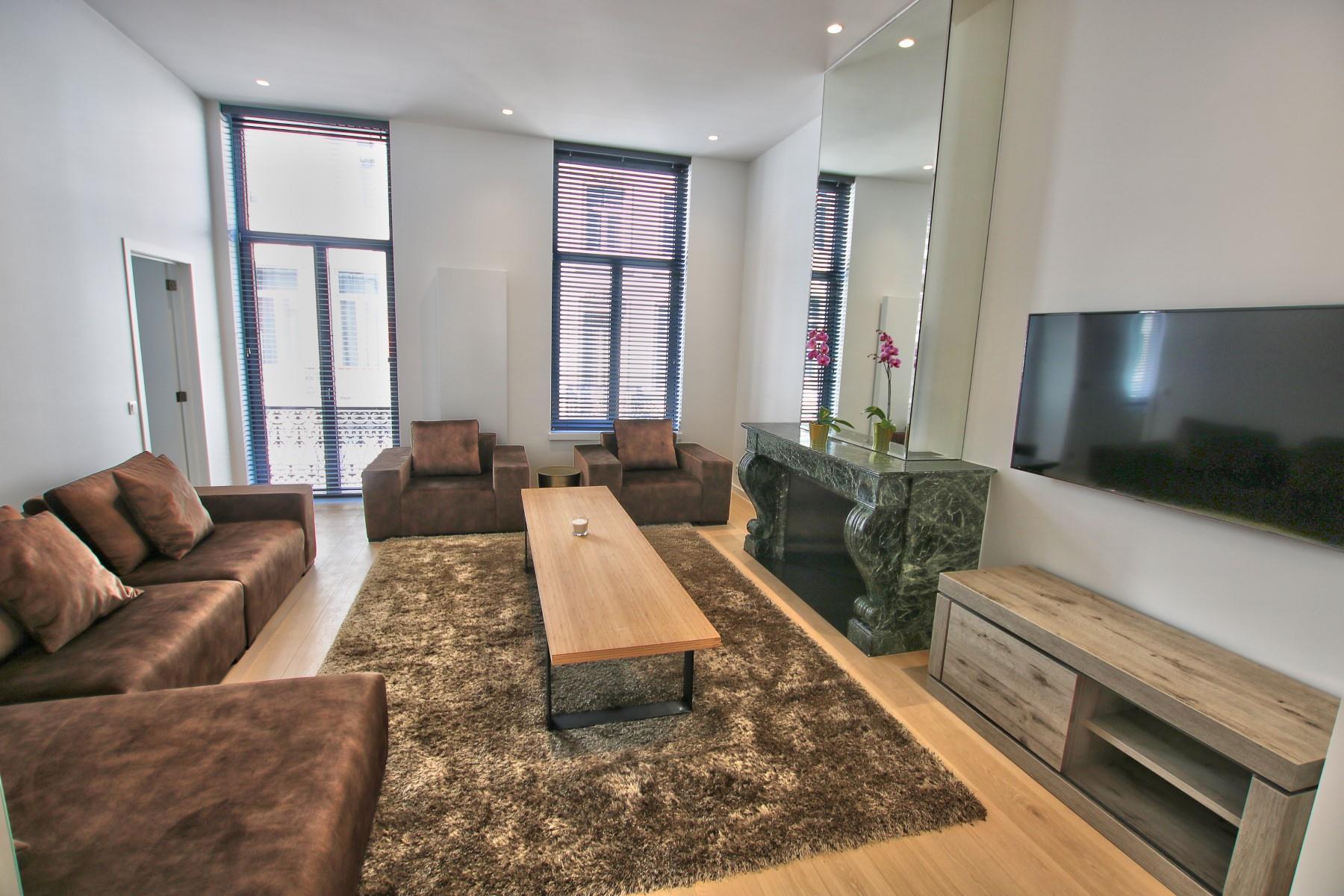 Uitzonderlijk appartement - Etterbeek - #4356043-0