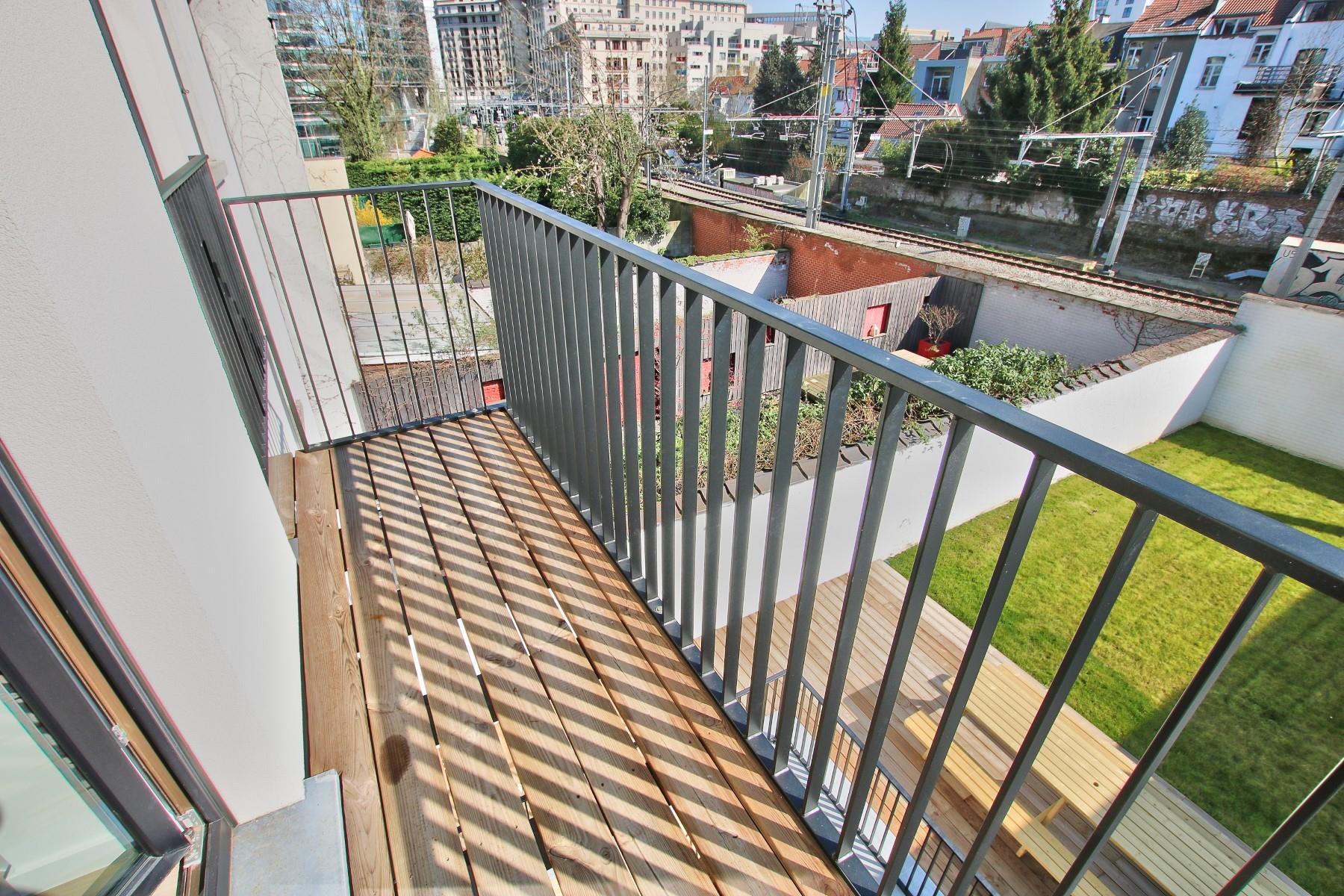 Uitzonderlijk appartement - Etterbeek - #4356043-10