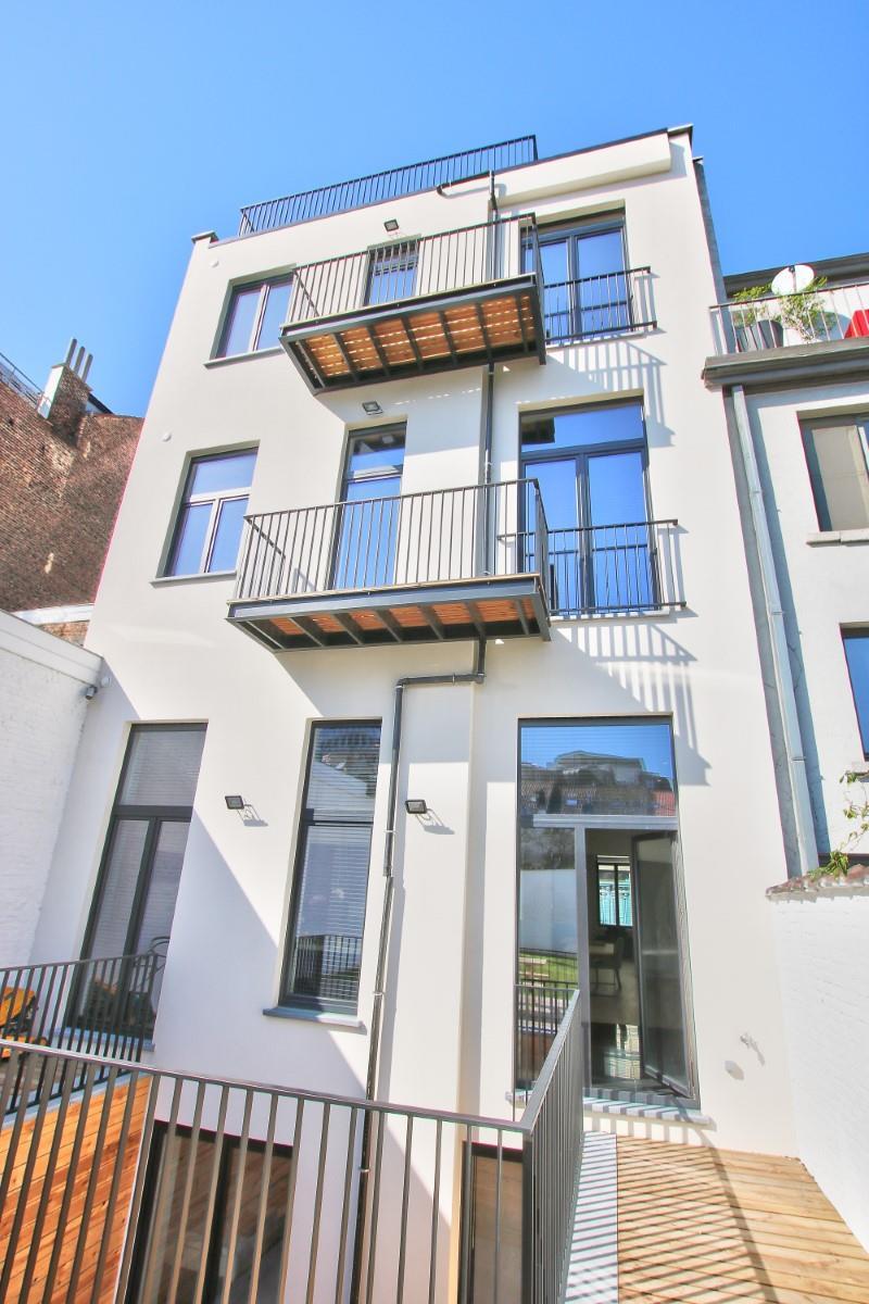 Uitzonderlijk appartement - Etterbeek - #4356043-4