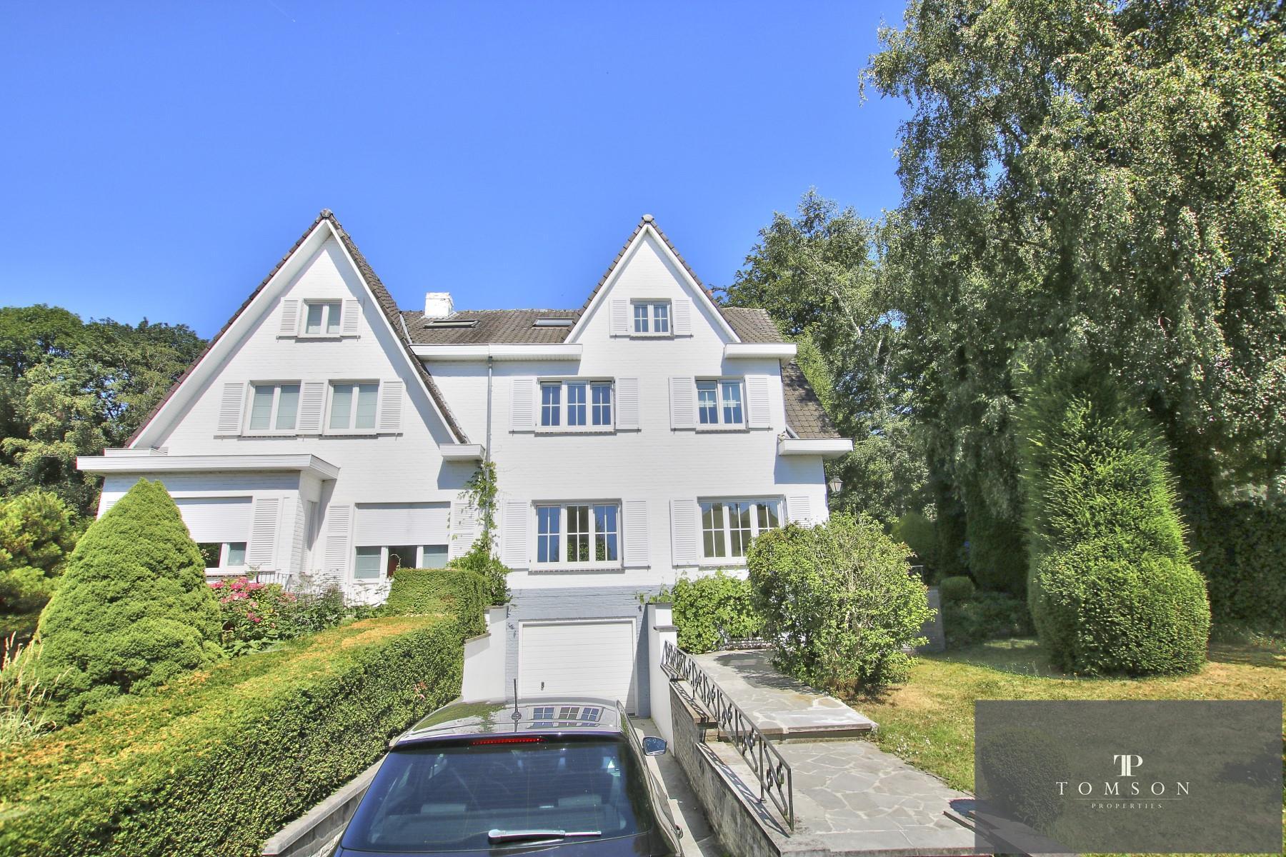 Huis - Woluwe-Saint-Pierre - #4399861-17