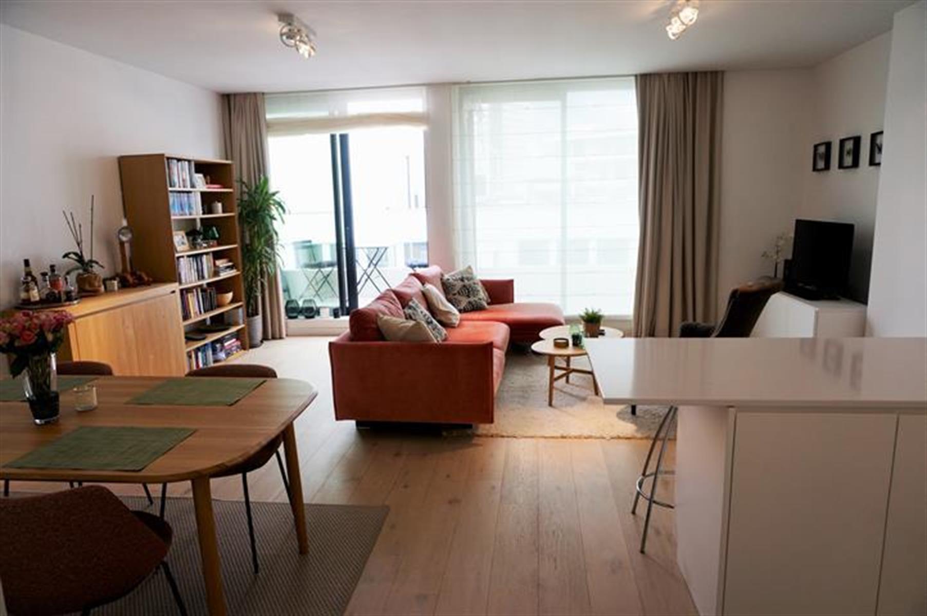 Flat - Ixelles - #4499294-1