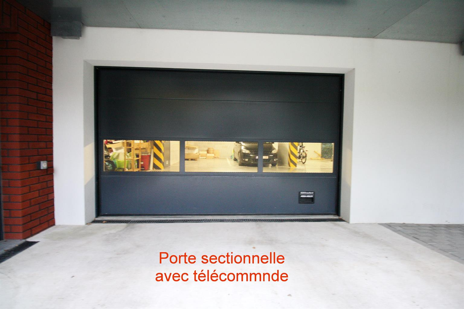 Parking intérieur - Watermael-Boitsfort - #4186431-3