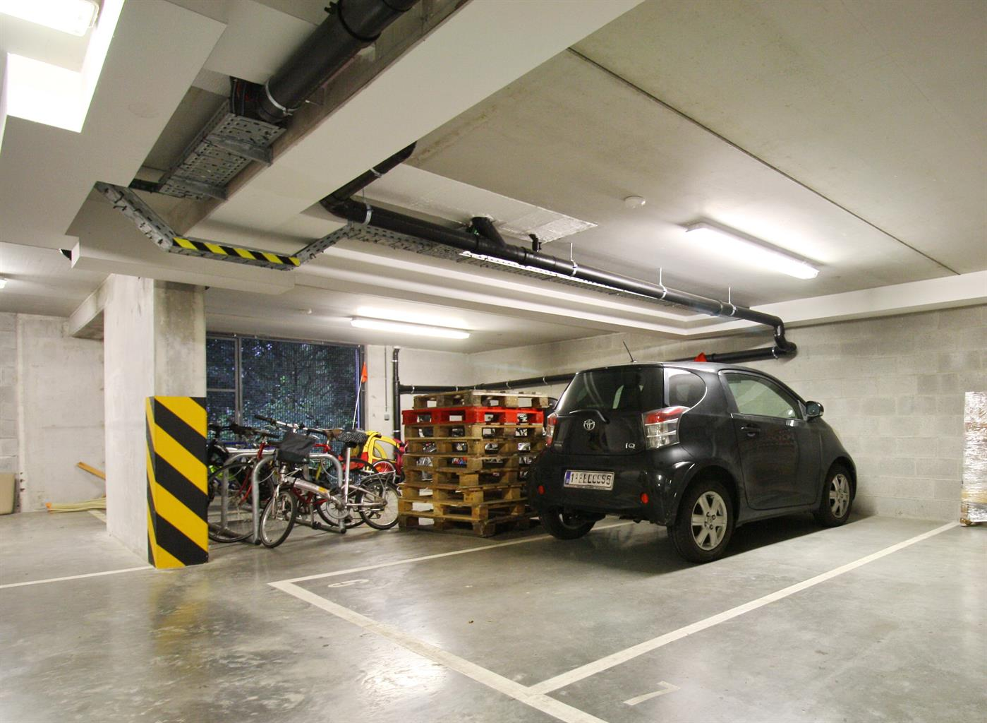 Parking intérieur - Watermael-Boitsfort - #4186431-1