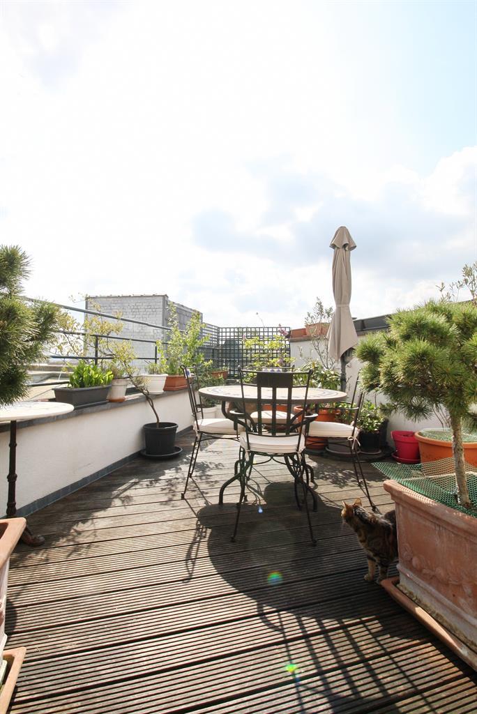 Penthouse - Berchem-Sainte-Agathe - #4346071-1