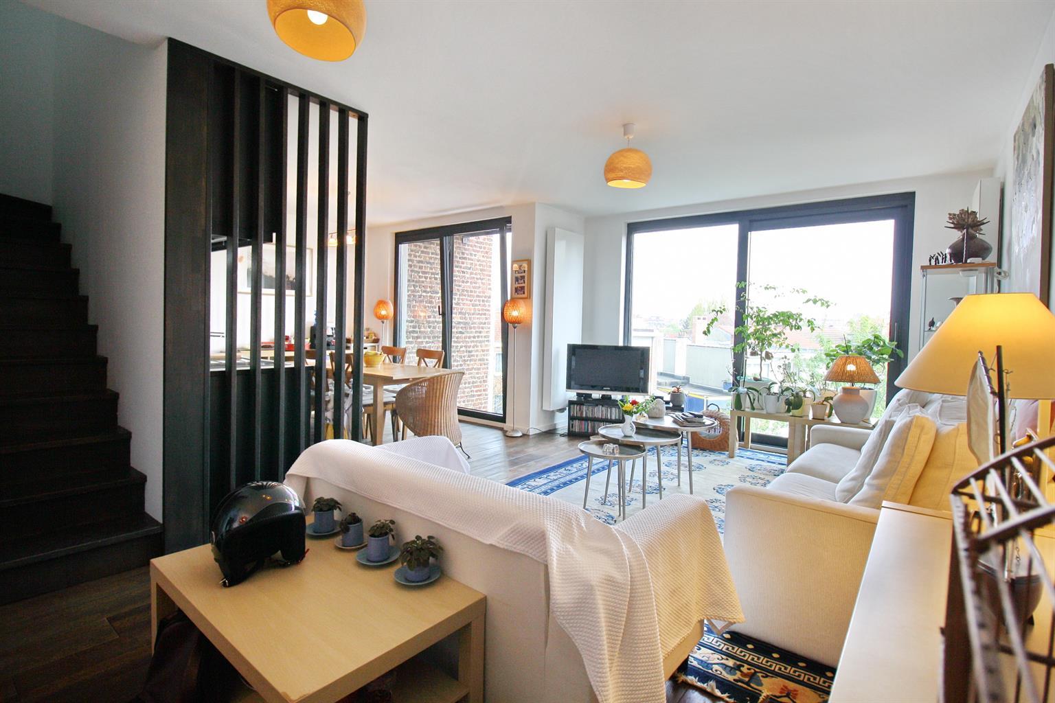 Penthouse - Berchem-Sainte-Agathe - #4346071-4