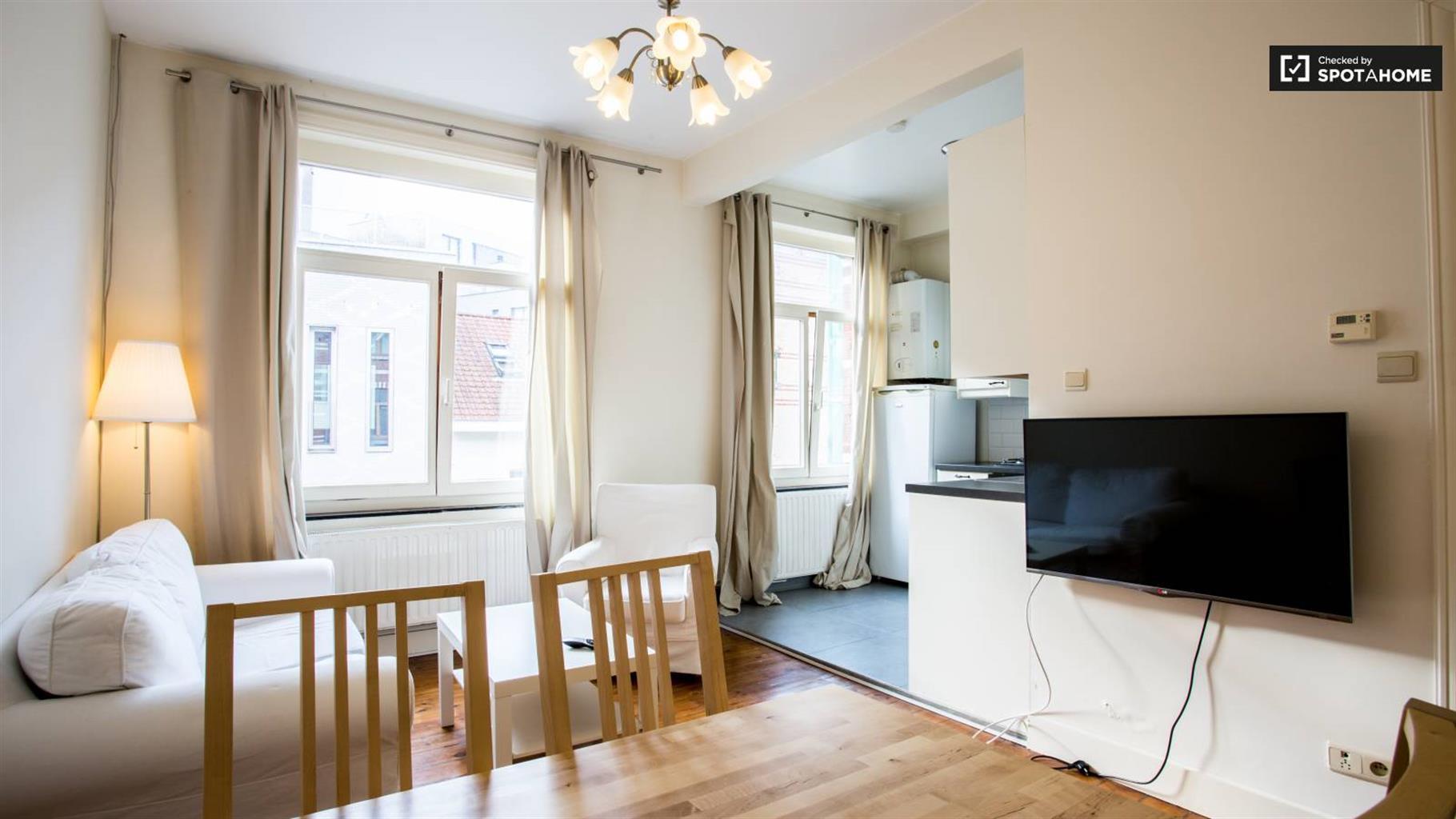 Appartement - Ixelles - #4360903-1