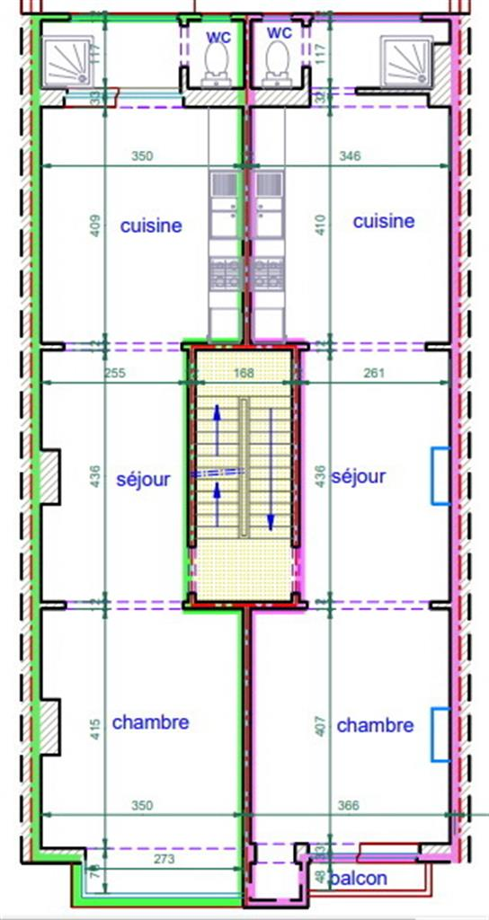 Appartement - Schaerbeek - #4363801-45