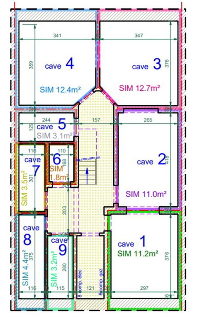 Appartement - Schaerbeek - #4363801-46