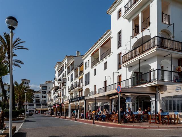 Appartement à Puerto de la Duquesa/Malaga, Costa del Sol