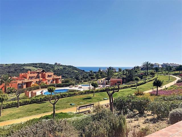 Gelijkvloersappartement te Casares/Málaga, Costa del Sol