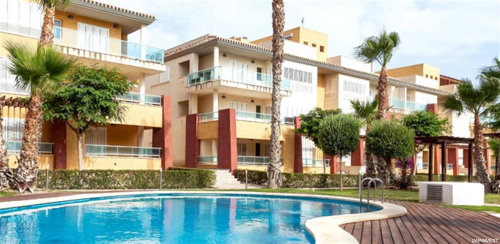 Appartement in Fuente Alamo, Murcia, Costa Calida