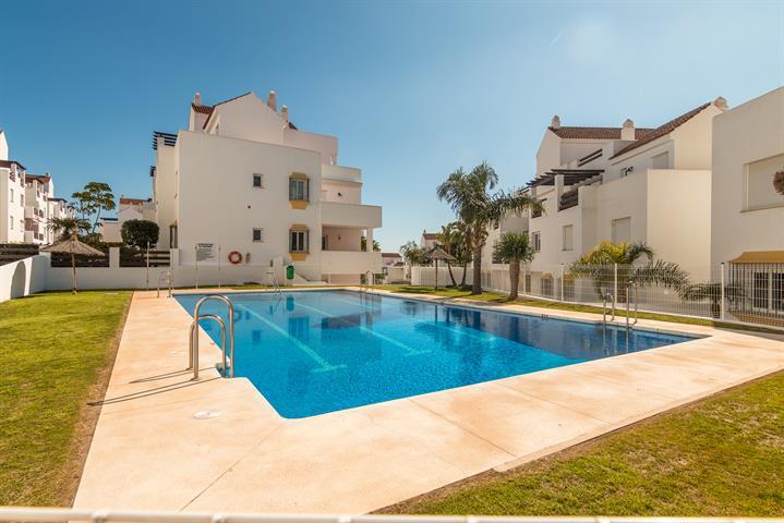 <span>Gelijkvloersappartement in Estepona, Costa del Sol</span>