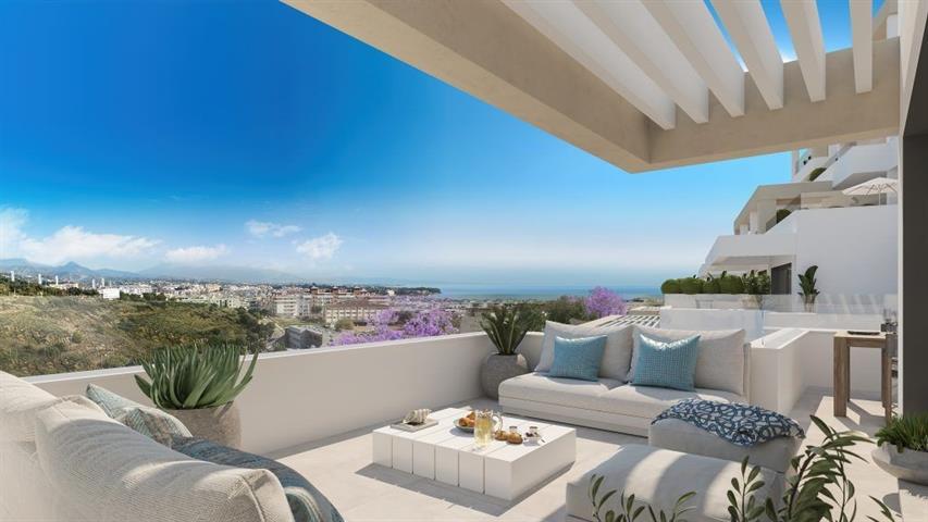 Penthouse in Estepona, Costa del Sol