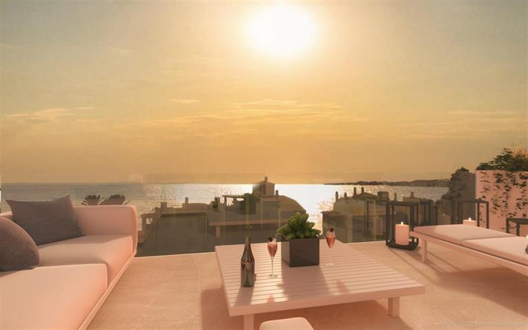 Appartementen te Mijas/Malaga, Costa del Sol
