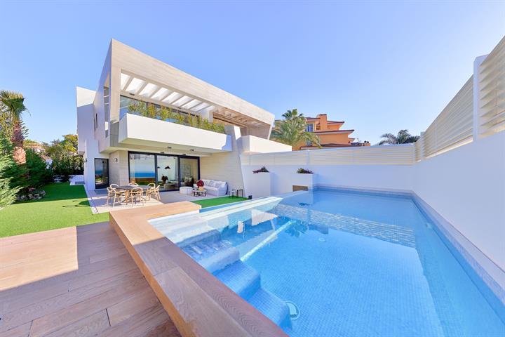 Villa à Puerto Banus/Malaga, Costa Del Sol