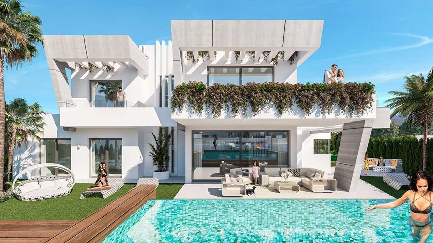 Villa in Puerto Banus/Malaga, Costa Del Sol