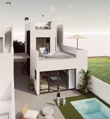 Villa à San Pedro del Pinatar, Costa Calida