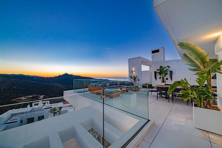 Penthouse de standing à Marbella/Malaga, Costa del Sol