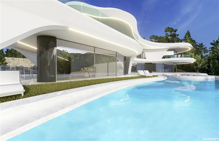 Villa à Javea, Costa blanca Nord