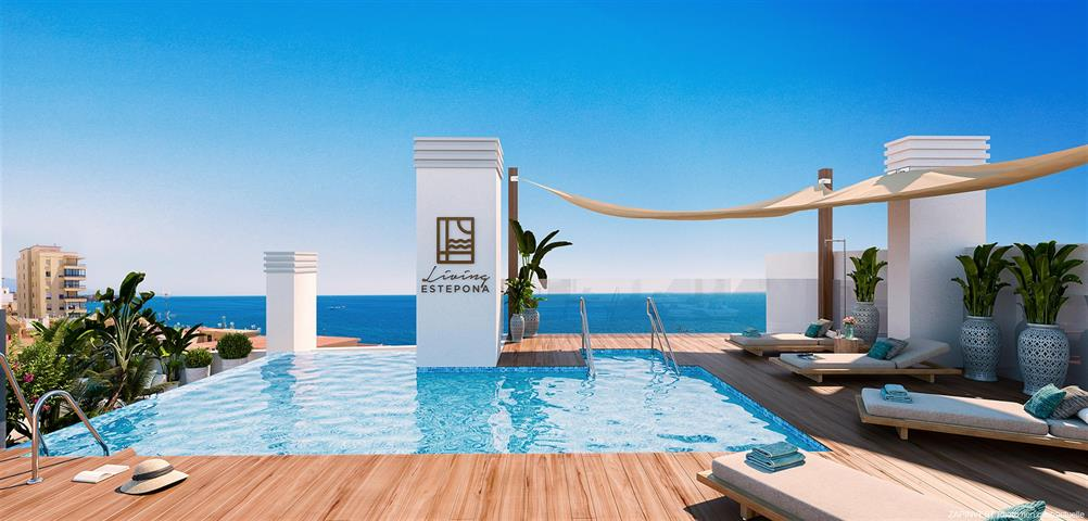 Appartement in Estepona, Costa Del Sol