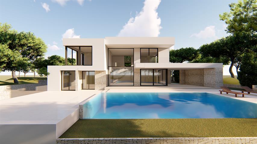 Villa in Moraira, Costa Blanca Noord