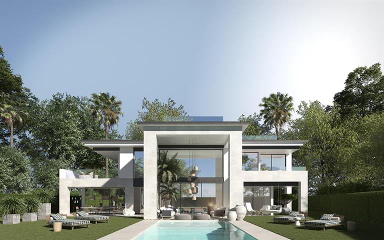 Villa à Marbella, Costa del Sol